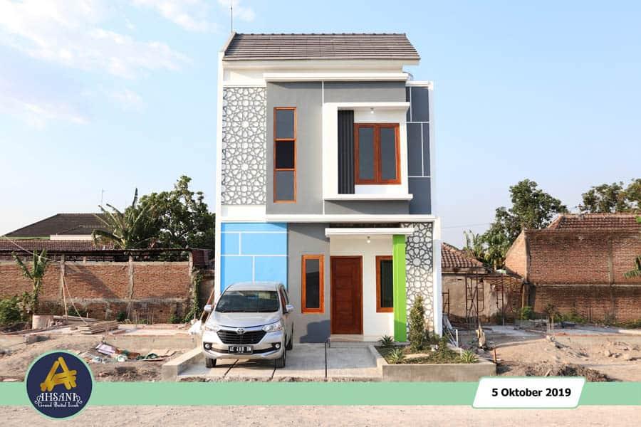 rumah type 60 78 perumahan ahsana Madiun Kota