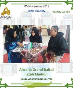 Expo Perumahan Syariah Madiun 2020 Ahsana Madiun